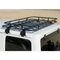 Garvin Wilderness Cargo Rack For 2018+ Jeep Wrangler JL 2 Door & Unlimited 4 Door Models 20032