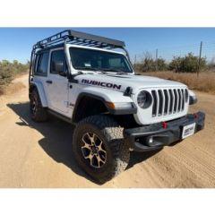 Garvin Wilderness Expedition Rack For 2018+ Jeep Wrangler JL 2 Door Models 20072