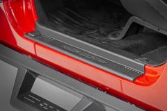 Rough Country Entry Guards for 07-18 Jeep Wrangler JK 1056-