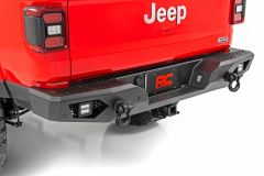 Rough Country Heavy-Duty LED Bumper for 2020+ Jeep Gladiator JT 10646