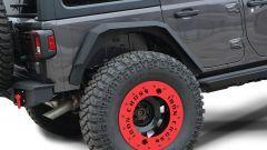 Iron Cross Automotive Steel Rear Fender Flares for 18+ Jeep Wrangler JL GP-RF202