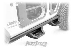 Fab Fours Side Steps For 2018+ Jeep Wrangler JL Unlimited 4 Door Models J1050