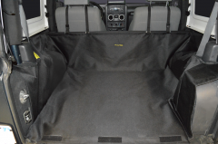 Dirtydog 4X4 Cargo Liner Without Side-Subwoofer For 2007-18 Jeep Wrangler 2 Door Models J2CLNS0717