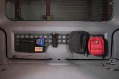 JCR Offroad Rear Hatch MOLLE Panel for 84-01 Jeep Cherokee XJ XJHMP-97-PC