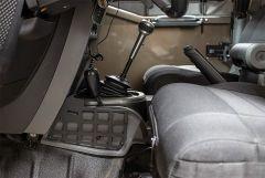 JCR Offroad Center Console MOLLE Panel for 07-18 Jeep Wrangler JK, JKU JKCCMP-10-