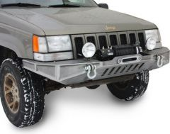 JCR Offroad DIY Front Winch Bumper for 93-98 Jeep Grand Cherokee ZJ DIY-ZJ-F-WN