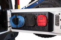 JCR Offroad Tailgate MOLLE Panel for 18+ Jeep Wrangler JL, JLU JLHMP-PC