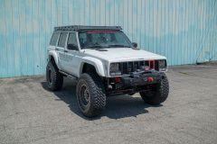 JCR Offroad Mauler Front Winch Bumper XJFM-