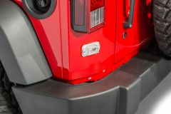 JCR Offroad License Plate Delete Bottle Opener for 07-18 Jeep Wrangler JK, JKU JKBO