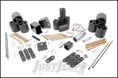 """Rough Country 3"""" Body Lift Kit For 1997-06 Jeep Wrangler TJ & Jeep Wrangler TJ Unlimited (Automatic Transmission) RC606"""