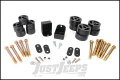 """Rough Country 1¼"""" Body Lift Kit For 1987-95 Jeep Wrangler YJ With Manual Transmission RC608"""