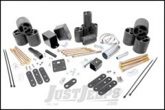 """Rough Country 3"""" Body Lift Kit For 1997-02 Jeep Wrangler TJ (Manual Transmission) RC613"""