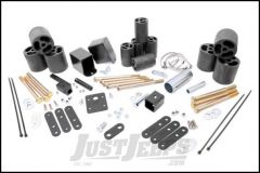 """Rough Country 3"""" Body Lift Kit For 2003-06 Jeep Wrangler TJ & Jeep Wrangler TJ Unlimited (Manual Transmission) RC617"""