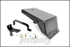 Rough Country Evap Canister Skid Plate & Armor For 2012-18 Jeep Wrangler JK 2 Door & Unlimited 4 Door 777