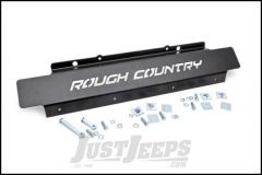 Rough Country Front Skid Plate & Armor For 2007-18 Jeep Wrangler JK 2 Door & Unlimited 4 Door Models 778