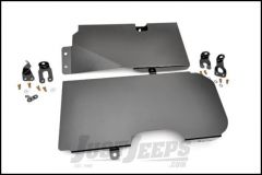 Rough Country Gas Tank Skid Plate For 2007-18 Jeep Wrangler JK Unlimited 4 Door Models 795