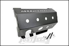 Rough Country Muffler Skid Plate For 2007-18 Jeep Wrangler JK 2 Door & Unlimited 4 Door 779