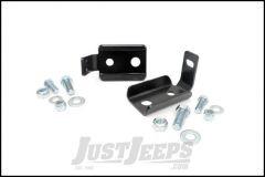Rough Country Front Shock Relocation Kit For 2007-18 Jeep Wrangler JK 2 Door & Unlimited 4 Door Models 1020