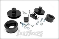 "Rough Country 2"" Spring Spacer Lift Kit For 1997-06 Jeep Wrangler TJ & Jeep Wrangler TJ Unlimited 658"