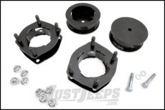 """Rough Country 2"""" Spring Spacer Lift Kit For 2005-10 Jeep Grand Cherokee WK & Commander XK 664"""