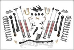 """Rough Country 6½"""" Suspension Lift Kit With Premium N2.0 Series Shocks For 1986-93 Jeep MJ Comanche 69720"""