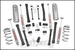 "Rough Country 4"" Suspension Lift Kit With Premium N3.0 Series Shocks For 1993-98 Jeep Grand Cherokee ZJ 900.20"