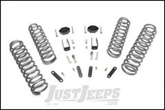"Rough Country 2½"" Suspension Spring System Lift Kit For 2007-18 Jeep Wrangler JK Unlimited 4 Door 901"