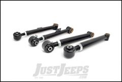 Rough Country Rear Upper & Lower Adjustable Control Arms For 1997-06 Jeep Wrangler TJ & TJ Unlimited Models & 1993-98 Jeep Grand Cherokee ZJ 11910