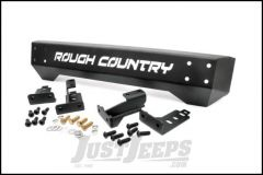 Rough Country Front Stubby Bumper For 1987-06 Jeep Wrangler YJ, TJ & TJ Unlimited Models 1011