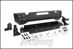 Rough Country Front Stubby Winch Bumper For 1987-06 Jeep Wrangler YJ, TJ & TJ Unlimited Models 1012