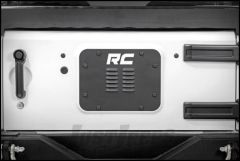 Rough Country Tailgate Vent For 2007-18 Jeep Wrangler JK 2 Door & Unlimited 4 Door Models 10514