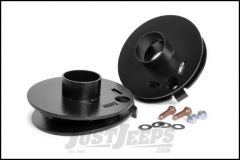 Rough Country Rear Coil Spring Correction Plates For 1997-06 Jeep Wrangler TJ & TJ Unlimited 1141