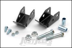 Rough Country Rear Shock Relocation Kit For 1997-06 Jeep Wrangler TJ & TJ Unlimited 1185
