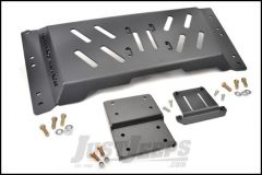 Rough Country High Clearance Transmission Skid Plate For 1997-02 Jeep Wrangler TJ (With 4.0L & Automatic Transmission) 1120