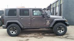 "Just Jeeps 2.5"" RC Spacer Lift Kit For 2007-18 Jeep Wrangler JK 4 Door (Installed)"