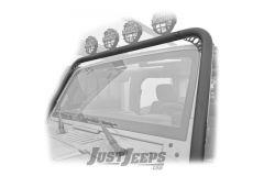 Body Armor 4X4 Light Bar For 2007-18 Jeep Wrangler JK 2 Door & Unlimited 4 Door Models
