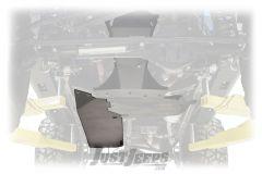 Fab Fours Gas Tank Skid Plate For 2007-18 Jeep Wrangler JK 2 Door & Unlimited 4 Door Models JK3030-1