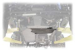 Fab Fours Transfer Case Skid Plate For 2007-18 Jeep Wrangler JK 2 Door & Unlimited 4 Door Models JK3031-1