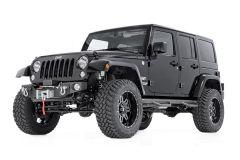 "Just Jeeps 3.5"" RC Lift Kit For 2007-18 Jeep Wrangler JK 4 Door (Installed)"
