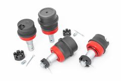 Rough Country Heavy Duty Replacement Ball Joints for 07-18 Jeep Wrangler JK, JKU 10626