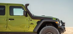 AEV Snorkel Kit (Air Ram included) High Flare For 18+ Jeep JT, JL, JLU 40306500AC