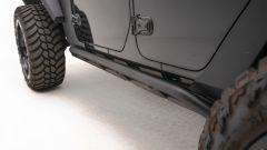 Fab Fours Tube Rock Sliders For 2018+ Jeep Wrangler JL Unlimited 4 Door Models JL18-G1750-1