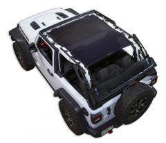 SpiderWebShade Shadetop for 18+ Jeep Wrangler JL 2-Door SHDTOPJL2-