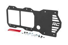 Rough Country Tailgate Reinforcement Kit For 2018 Jeep Wrangler JL 2 Door & Unlimited 4 Door Models 10603