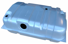 KeyParts 13.5 Gal Fuel Tank w Pan in Tank (Carb) for 84-87 Jeep Cherokee XJ JP2C