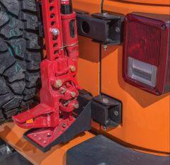 MorRyde Hi-Lift Mount For 2007-18 Jeep Wrangler JK 2 Door & Unlimited 4 Door Models JP54-010