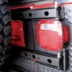 MORryde Tailgate Hinge for 97-06 Jeep Wrangler TJ JP54-025