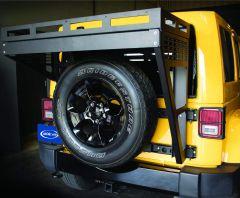 MorRyde Overland Rack For 2007-18 Jeep Wrangler JK 2 Door & Unlimited 4 Door Models JP54-035
