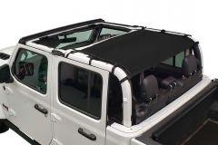 Dirtydog 4X4 Sun Screen Rear for 20+ Jeep Gladiator JT JT4S19R1-