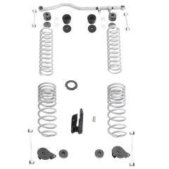"Rubicon Express 2.5"" Standard Suspension Lift Kit With Optional Shocks For 2020+ Jeep Gladiator JT 4 Door Models JT7141-"